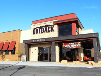Outback Viera now open