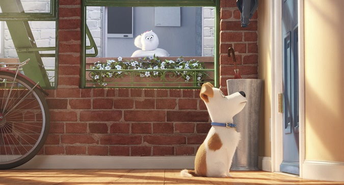 The secret life of pets blu-ray dvd