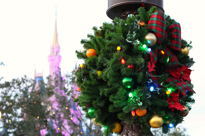 Walt Disney World Christmas tips