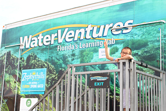 WaterVentures Florida learning lab review
