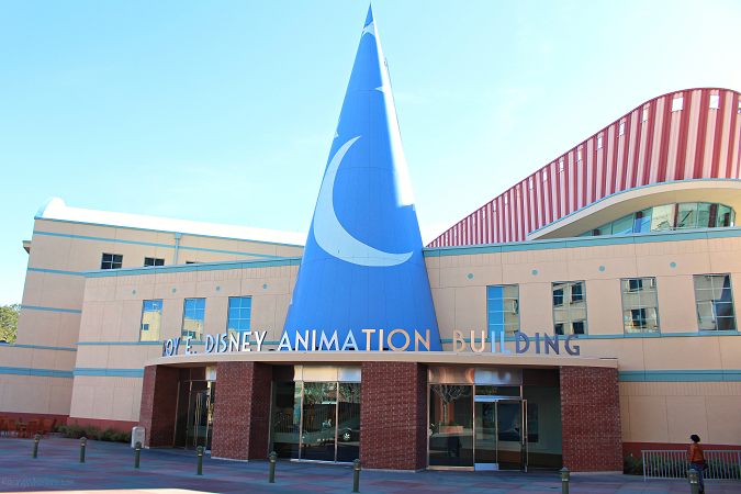 Disney animation building renovation