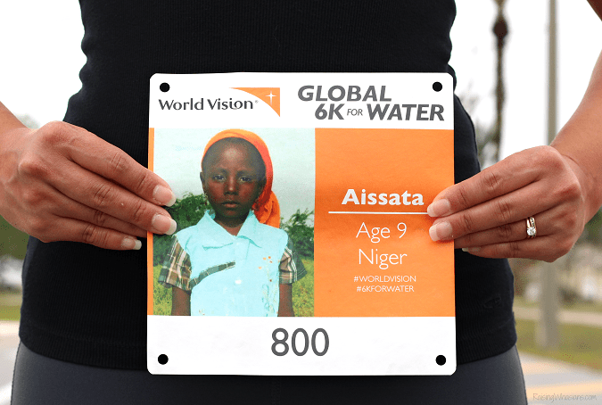 Join global 6k for water 2017