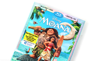 Moana Blu-Ray Now Available | 5 Reasons to Own Now #MoanaBluRay