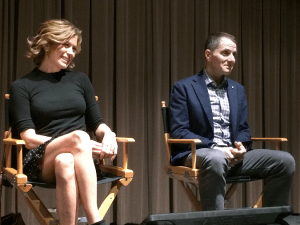Sonya Walger & Allan Heinberg Interview | 5 Reasons to See ABC's The Catch Even If You've Never Seen It Before #TheCatch #TGIT