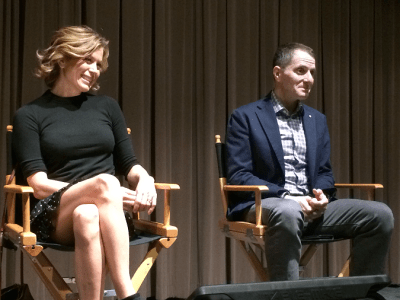 Sonya Walger Allan Heinberg interview abc the catch