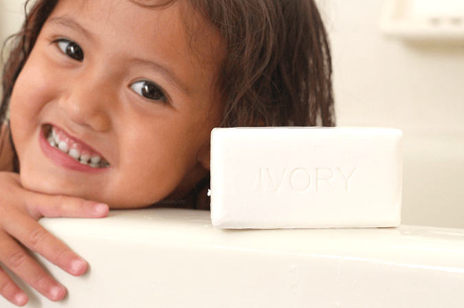 Ivory soap for kids