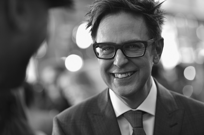 James Gunn Guardians 2 premiere