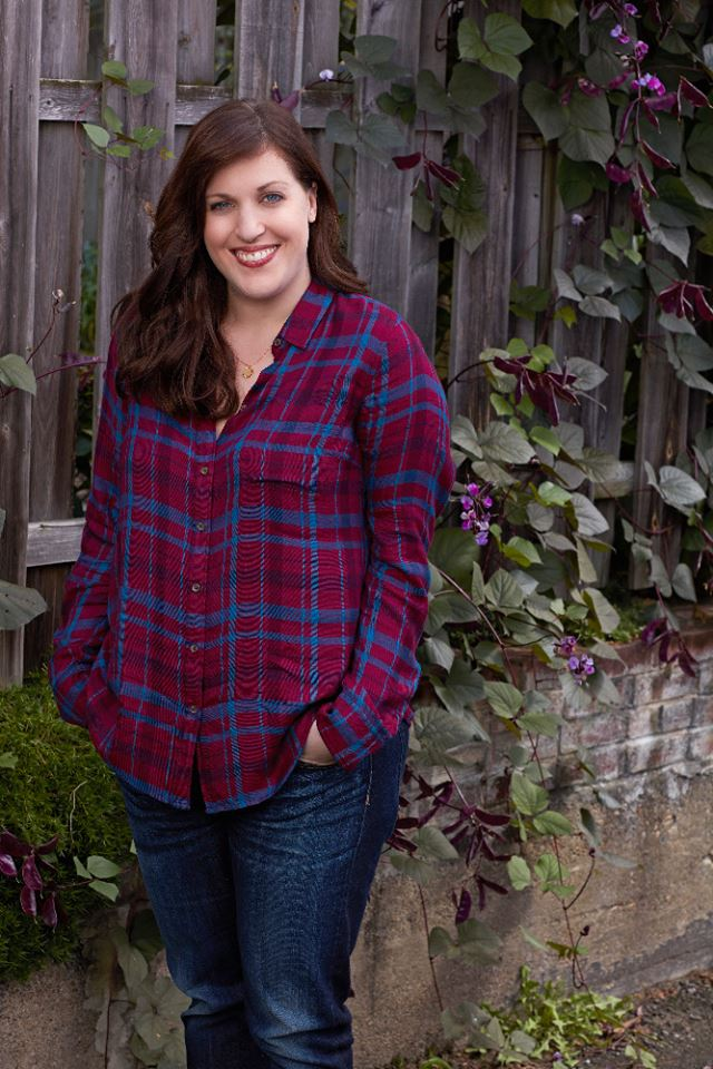 Allison Tolman downward dog interview