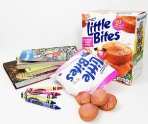 Entenmann's Little Bites + $25 Visa Giveaway