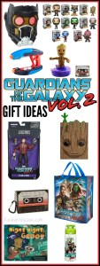 Guardians of the Galaxy Vol. 2 Gift Ideas for the Whole Family #GotGVol2Event