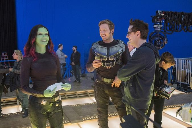 Kevin Feige James Gunn interview