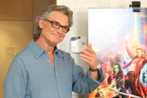 Kurt Russell Guardians of the Galaxy Vol. 2 Interview | A Healthy EGO? #GotGVol2Event