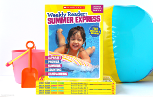 5 Tips to Keep Kids Learning All Summer with Scholastic Summer Express + $50 Gift Card Giveaway