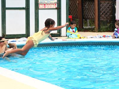 Child swim lesson essentials