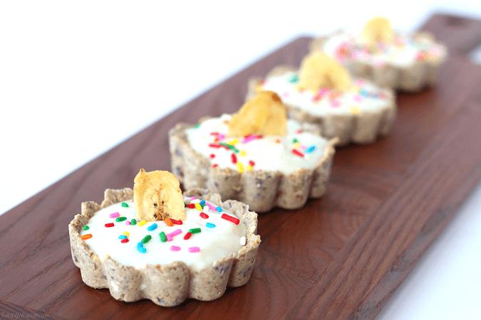 No bake breakfast tarts for back to school