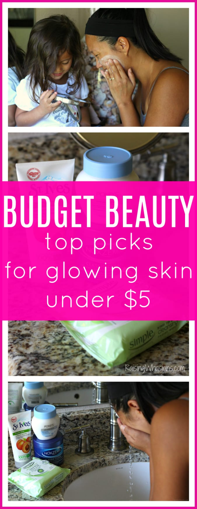 Beauty for moms under 5