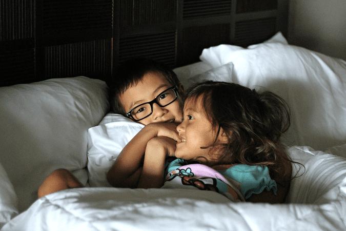 Kids sleep tips