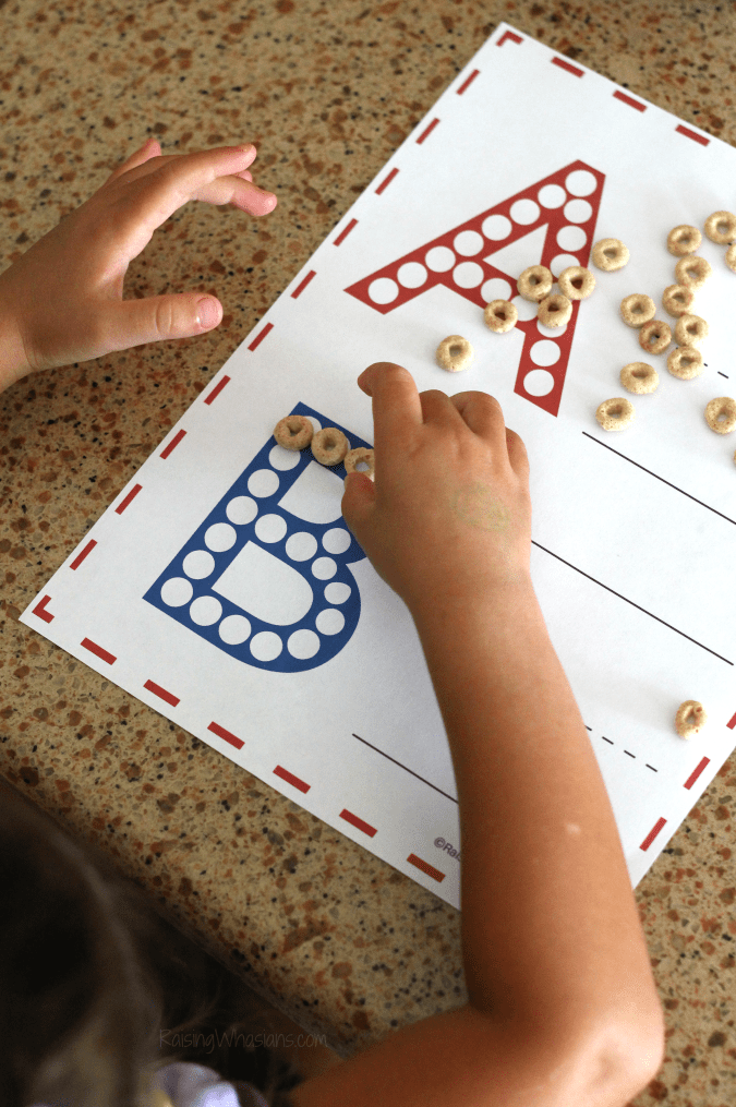 Free Printable Abc Worksheets For Preschoolers Raising