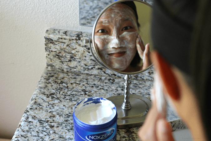 Simply skincare for mom