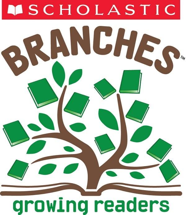 Scholastic branches logo