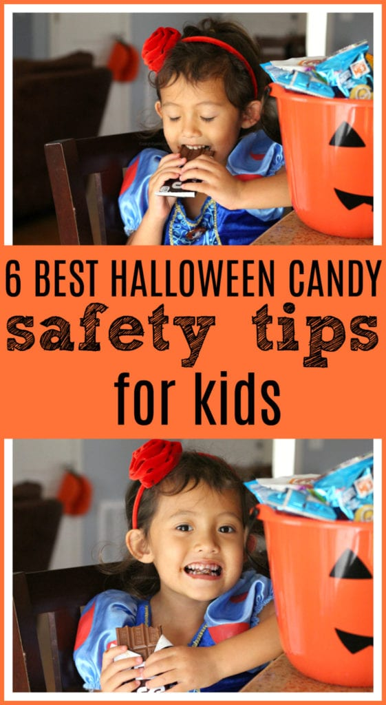 Best Halloween candy safety tips