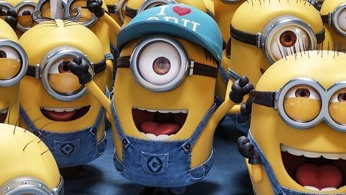 Despicable me 3 special edition release