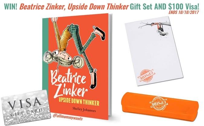 Disney's Beatrice Zinker book