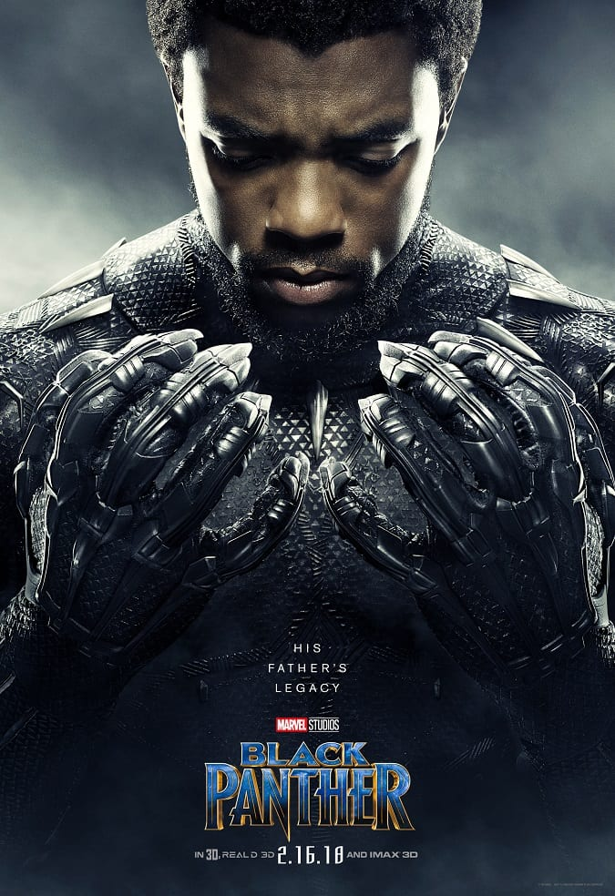 Black panther review for kids