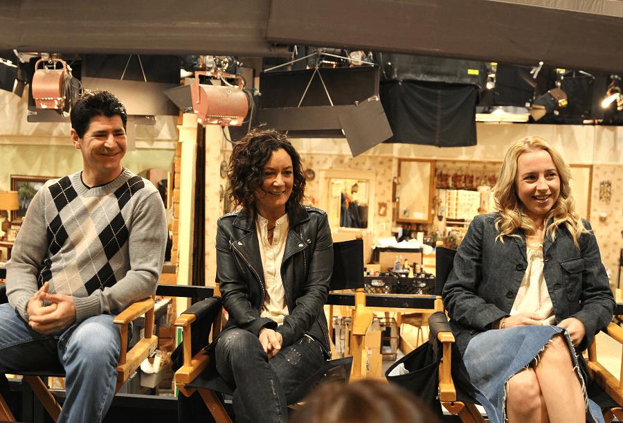 Roseanne cast interview