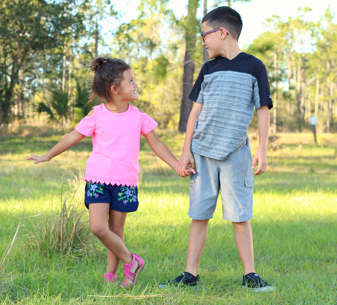 Trendy kids clothes for less