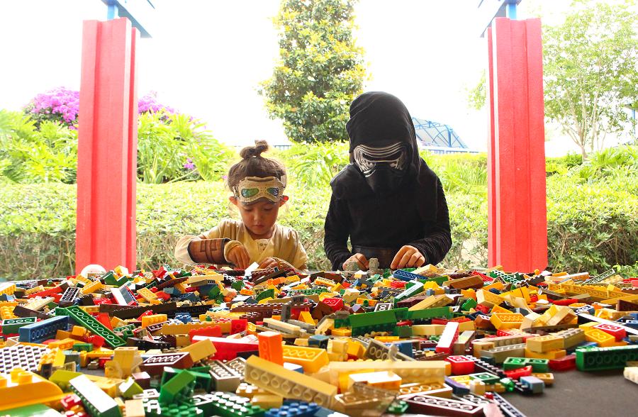 2018 LEGO star wars days events