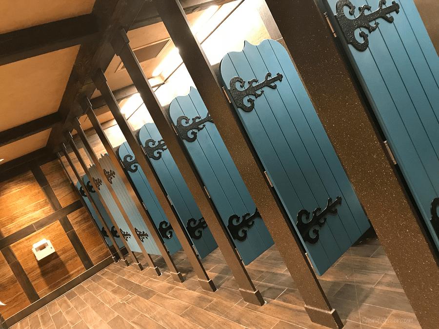 Best bathroom Disney world
