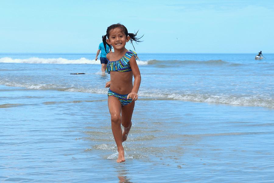 Family beach day ideas