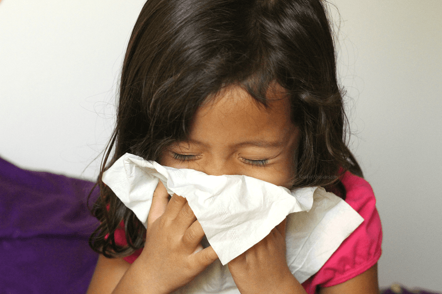 Children colds or allergies