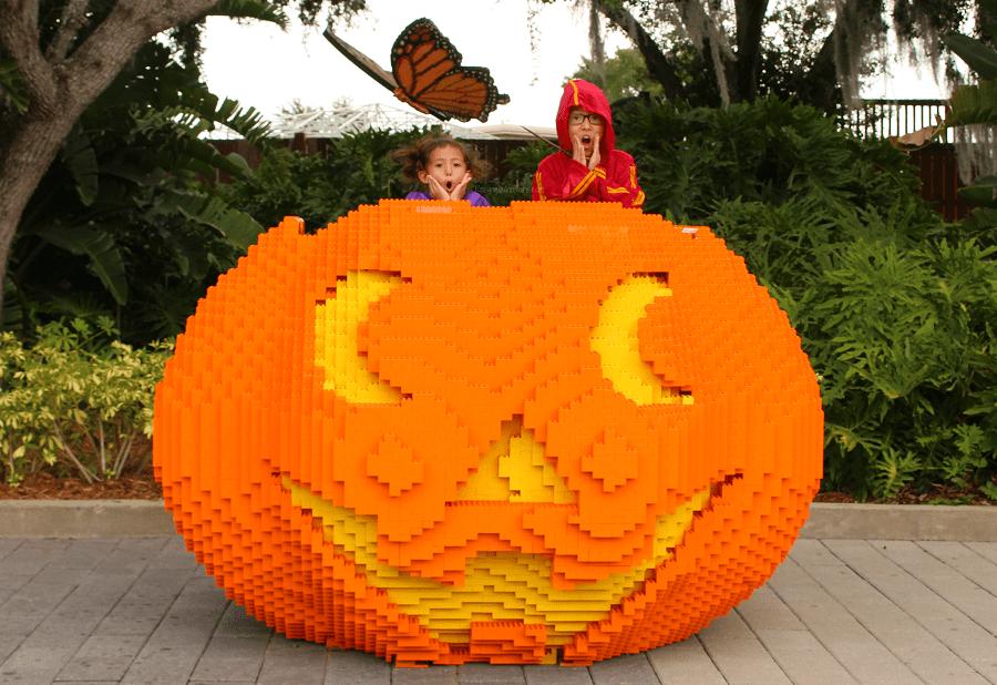Best Legoland Florida brick or treat tips