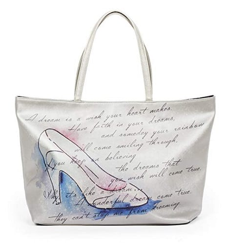 Cinderella tote for less