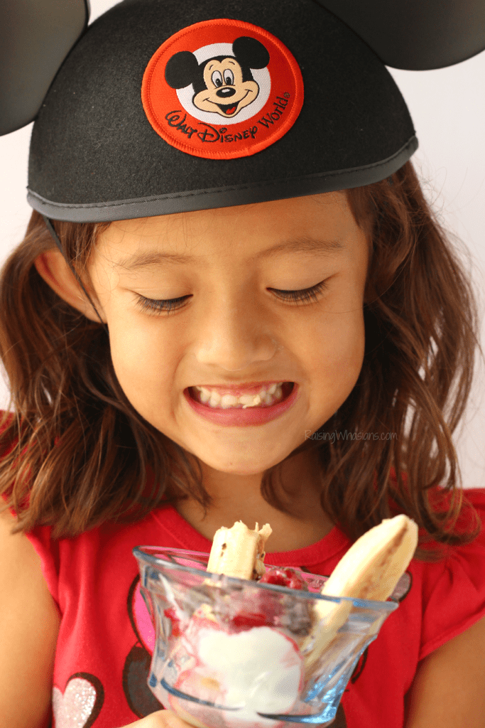 Mickey recipes for kids