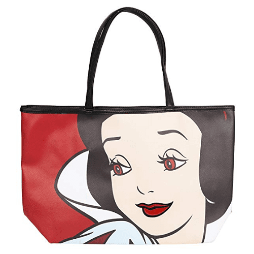 Snow white purse for less