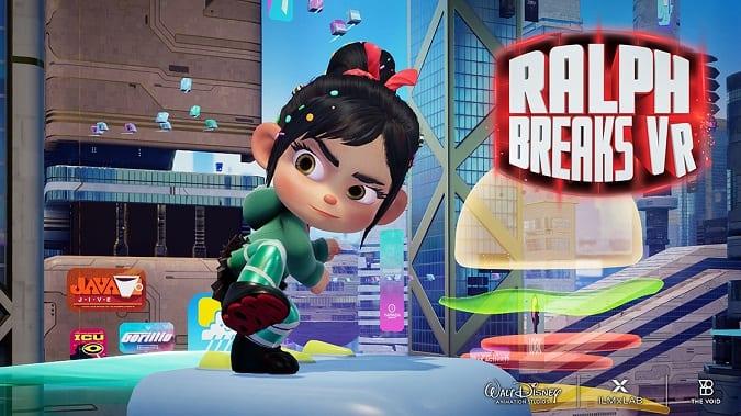 Ralph breaks VR cost