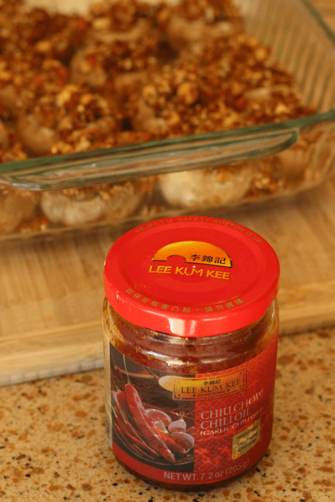 Recipes with chiu chow chili oil