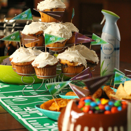 Game day party hacks