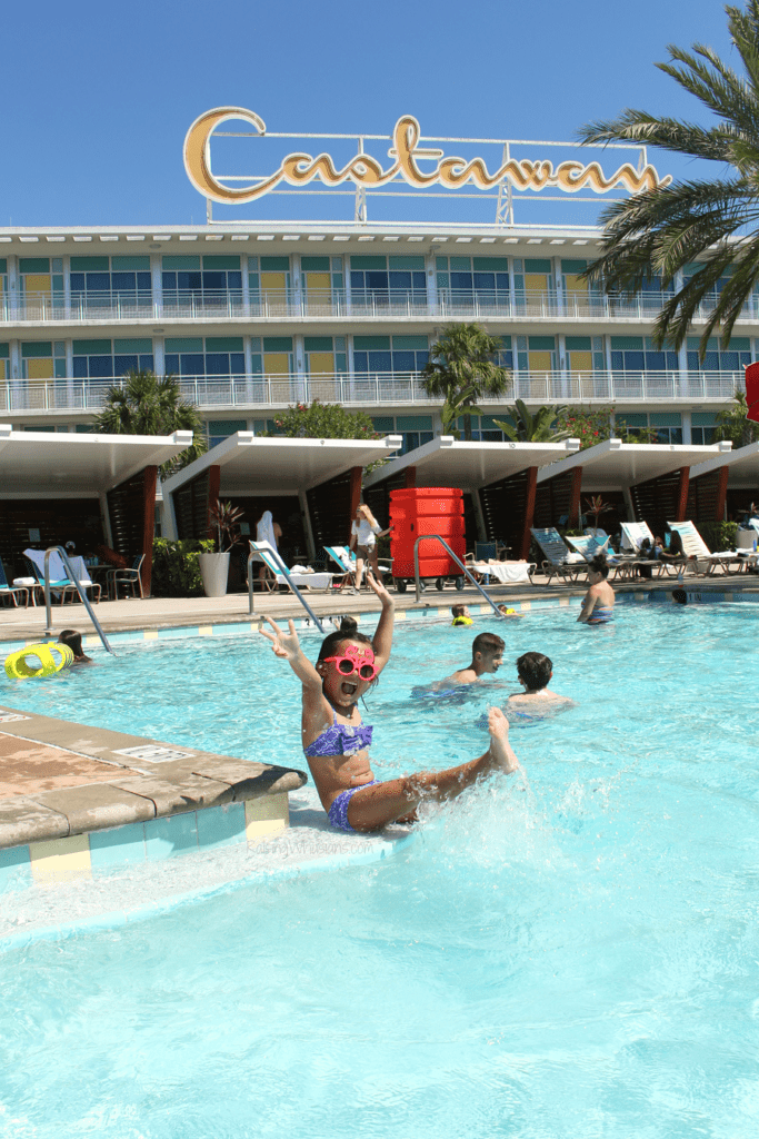 Cabana bay family tips