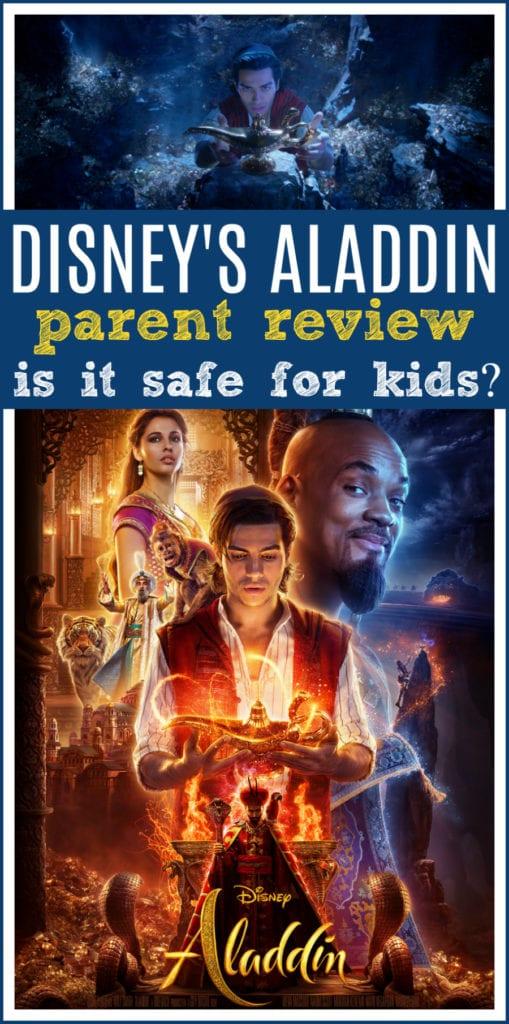 Aladdin parent movie review