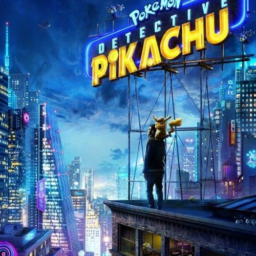 Pokémon detective Pikachu movie review safe for kids