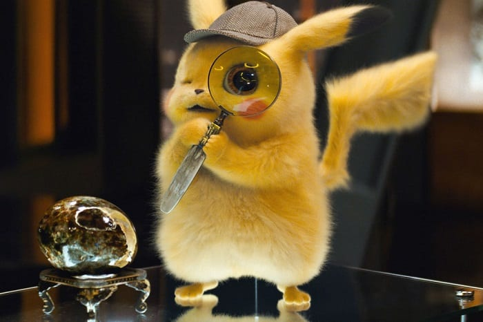 Pokémon detective pikachu movie review for kids