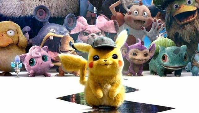 Pokémon detective pikachu safe for kids