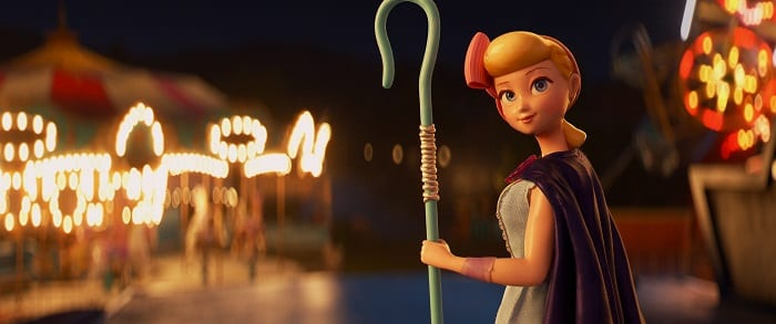 Annie Potts toy story 4 interview