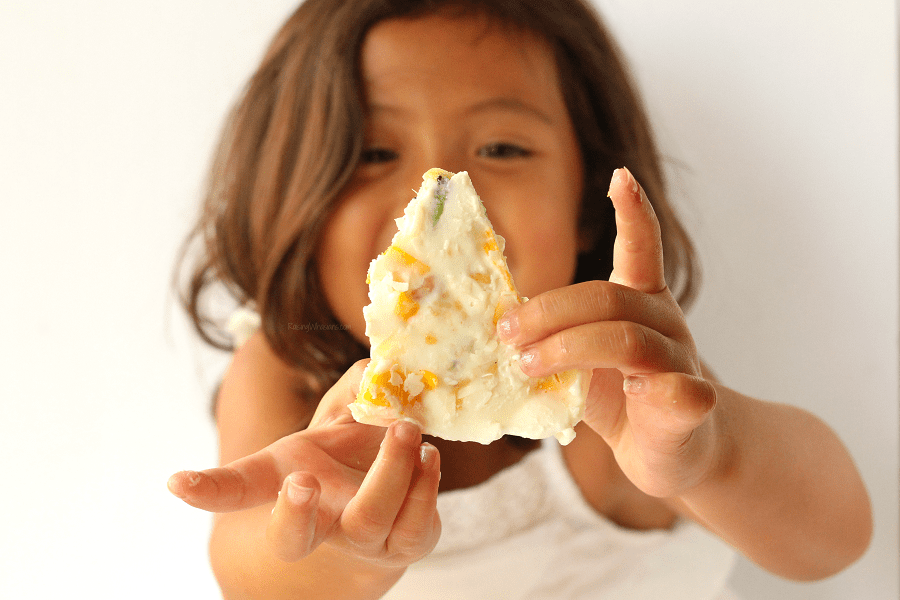 Healthy summer snack for kids