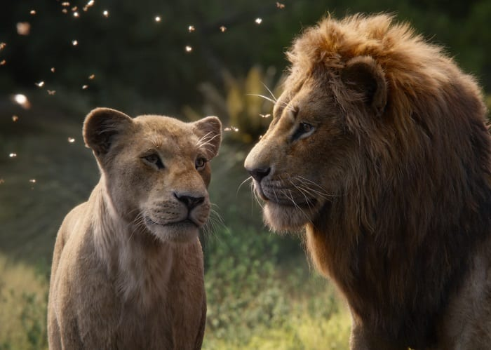 Is the lion king safe for kids