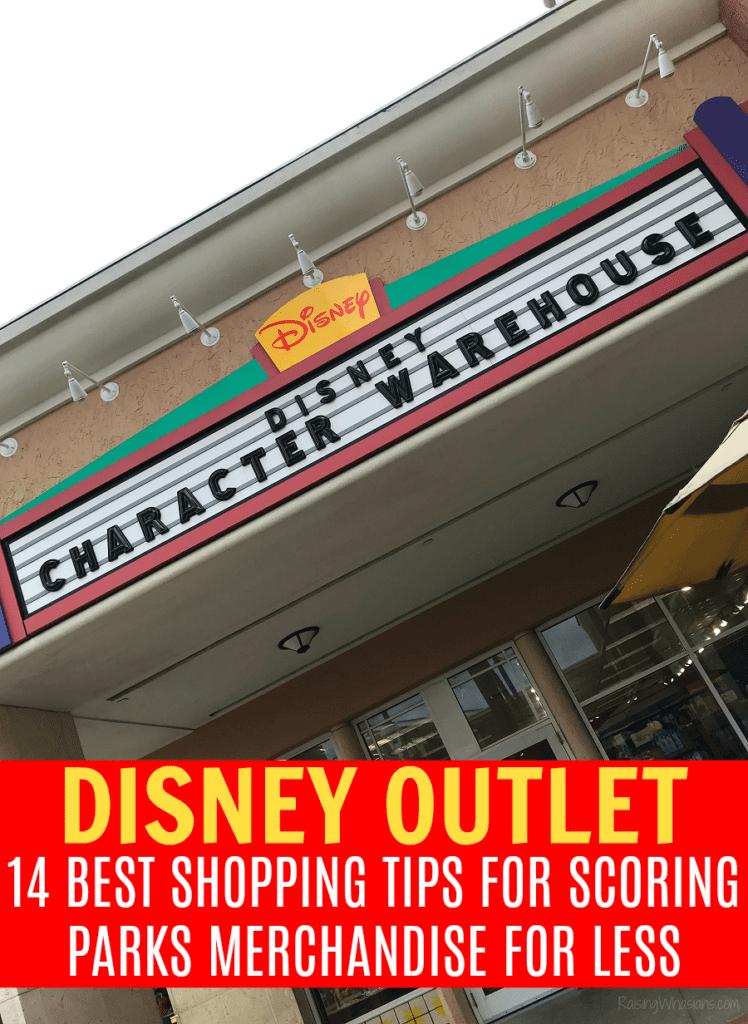 Disney character warehouse best tips